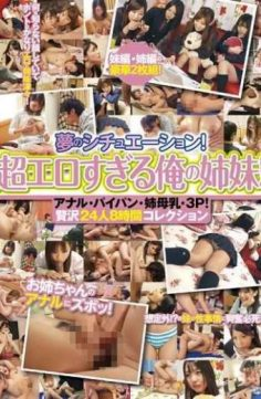 PTS-383 – Dream Of Situations!my Sister Too Super Erotic!anal Pussy Sister Breast Milk 3p!luxury 24 People 8 Hours Collection