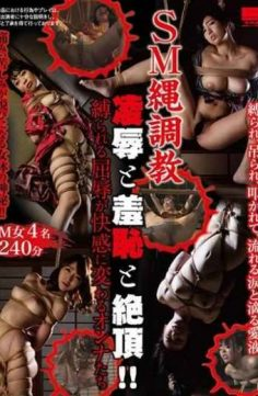 HODV-21330 – SM Rope Breeding Insult And Shame And Cum! !Onna Who Are Tied Up Humiliation Turns Into Pleasure